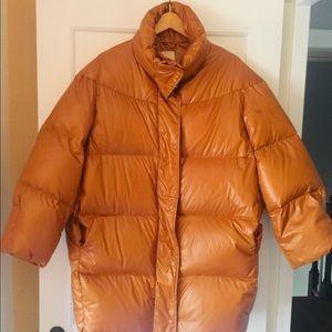 H&M Oversized Down Puffer Coat